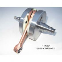 KTM300 EXC 2008 - 2014 New Mitaka Crankshaft Also 250